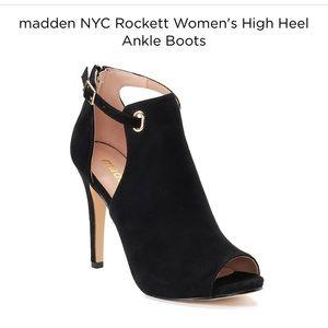 madden NYC Rockett Women's ... High Heel Ankle Boots yK8f6